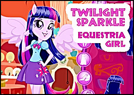 Twilight Sparkle Equestria Girls -